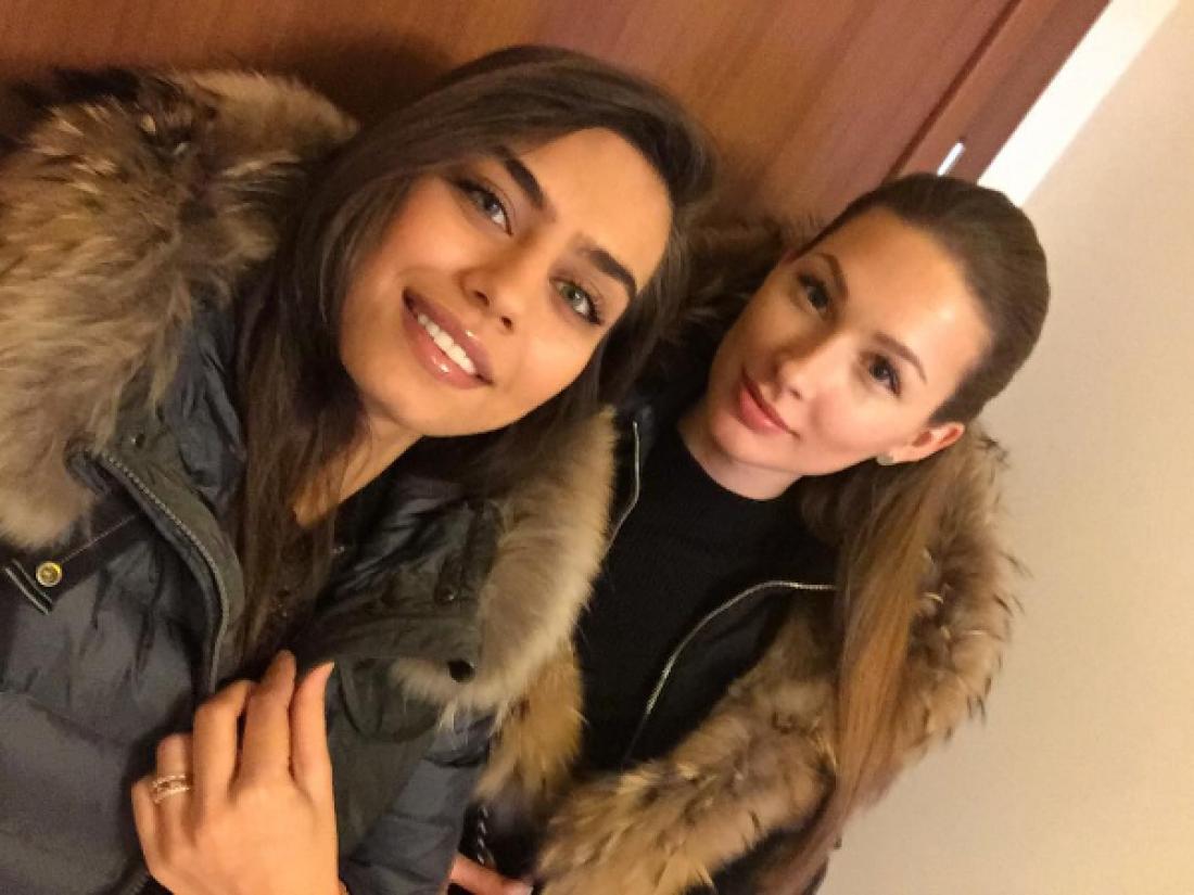 Мисс Турции Амине Гюльше готовится стать женой футболиста