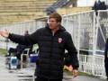 Украинский тренер подрался с игроком соперника