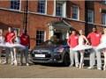 Звезды лондонского Арсенала танцуют в балетной рекламе
