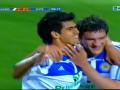 Динамо vs Заря. Алмейда забивает второй гол