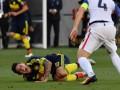 Кубок Америки: Хамес Родригес получил травму во время симуляции