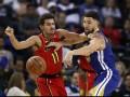 НБА: Кливленд разгромил Шарлотт, Атланта потерпела досадное поражение от Голден Стэйт