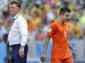 Робин ван Перси может пропустить полуфинальный матч против Аргентины