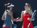 Биль (WTA): Савчук победила в первом раунде парного турнира
