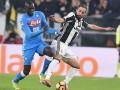 Наполи - Ювентус: где смотреть матч чемпионата Италии
