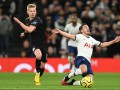 Тоттенхэм - Манчестер Сити 2:0 Видео голов и обзор матча чемпионата Англии