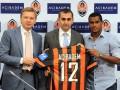 Шахтер подписал контракт с турецкими врачами
