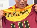 Далай-лама благословил Брэдфорд Сити на победу в финале Кубка английской лиги
