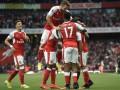 Арсенал разгромил аутсайдера и сохранил лидерство