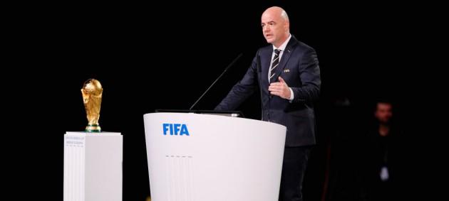 В ФИФА определили хозяев ЧМ-2026