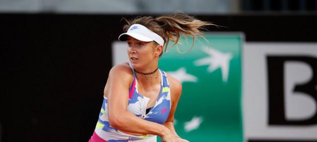 Свитолина - полуфиналистка турнира в Страсбурге