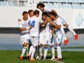 Динамо одержало уверенную победу над Бенфикой в Юношеской лиге УЕФА