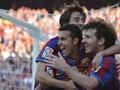 Барселона - Вальядолид - 4:0