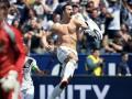 Ибрагимович оформил дубль в невероятном дебютном матче за Гэлакси