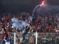 Президент Сербии извинился за поведение фанатов