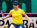 Снигур покинула юниорский Australian Open, проиграв в полуфинале