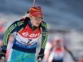 Биатлон: Женская сборная Украины завоевала