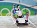 Зимние виды спорта: Скелетон - вперед головой