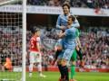 Арсенал и Манчестер Сити играют вничью
