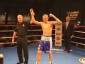 Богачук одержал четвертую за два месяца победу на профи ринге