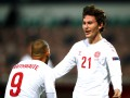 Израиль — Дания 0:2 Видео голов и обзор матча квалификации ЧМ-2022