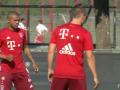 Дуглас Коста провел свою первую тренировку в Баварии