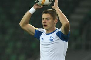 Миколенко стал лучшим молодым игроком Украины в 2019 году
