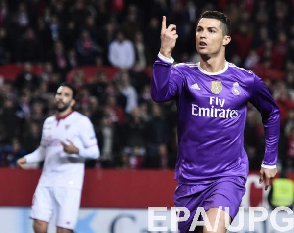 «Реал» прервал серию из40 игр без поражений