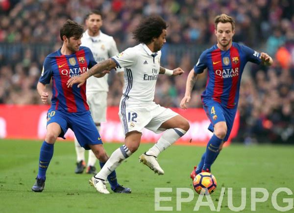 Реал Мадрид— Барселона. Прогноз наматч 23.04.2017
