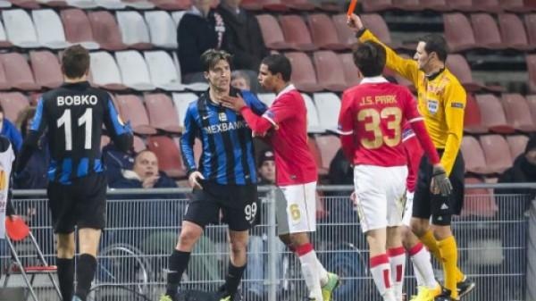 Риера не поможет Черноморцу в следующих 5 еврокубковых матчах