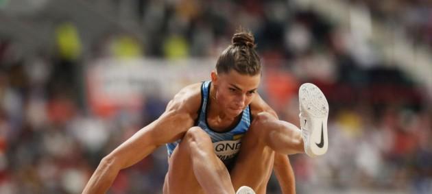 Бех-Романчук одержала победу на турнире World Indoor Tour в Глазго