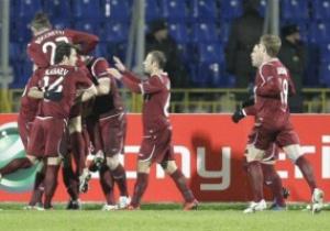 Лига Чемпионов: Рубин побеждает Копенгаген и сохраняет шансы на плей-офф