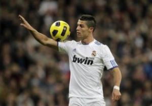 Криштиано Роналдо забил 50-й гол за Реал