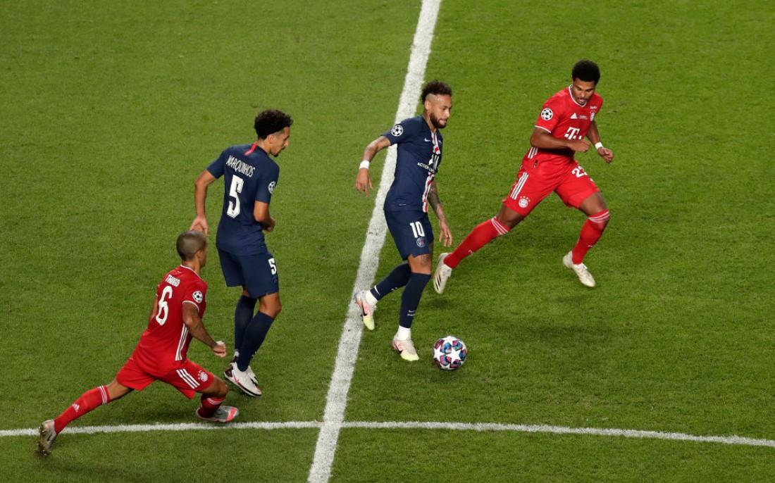 ПСЖ - Бавария: видео голов и обзор финала
