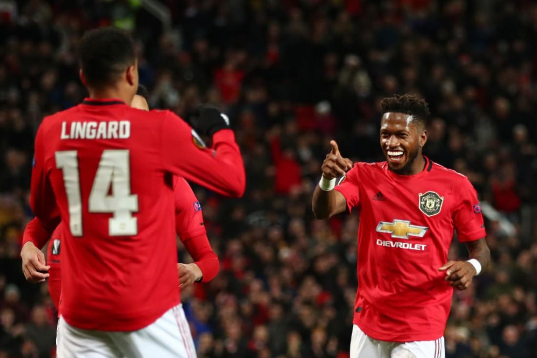 Манчестер Юнайтед - Брюгге: видео голов и обзор матча