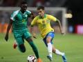 Бразилия и Сенегал разошлись миром