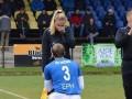 Словацкий игрок сделал предложение девушке-судье во время матча