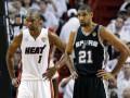 Финал NBA. Майами третий раз сравнивает счет в серии с Сан-Антонио