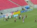 Защитник бразильского клуба забил гол на 13 секунде после выхода на поле