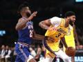 НБА: Детройт с Михайлюком обыграл Кливленд, Нью-Йорк уступил Лейкерс