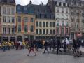 Немецкие фанаты напали на украинских болельщиков во Франции