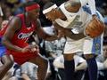 NBA: Денвер громит вторую команду Лос-Анджелеса