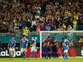 Барселона победила Наполи в товарищеском матче