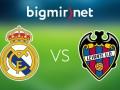 Реал Мадрид - Леванте 3:0 Трансляция матча чемпионата Испании
