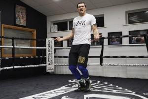 Усик - Беллью: Как украинец в Манчестере готовится к бою
