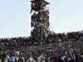 В Африке матч собрал на трибунах в 2,5 раза больше фанатов, чем может вместить