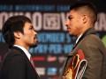 Пакьяо - Варгас: Фото с финальной пресс-конференции боксеров