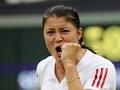 Wimbledon: Сафина пробилась в 1/4 финала