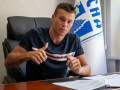 Картушов продлил контракт с Десной