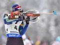 Украинец Семенов завоевал бронзу на этапе Кубка мира по биатлону